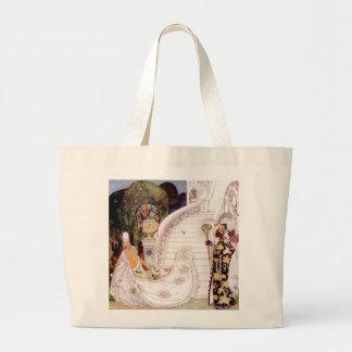 Kay Nielsen s Cinderella Fairy Tale Canvas Bags