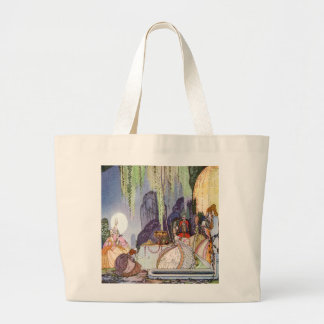 Kay Nielsen's Cinderella at the Ball Tote Bags