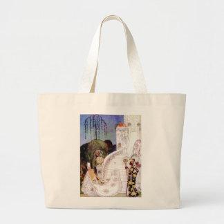 Kay Nielsen's Cinderella Fairy Tale Canvas Bags