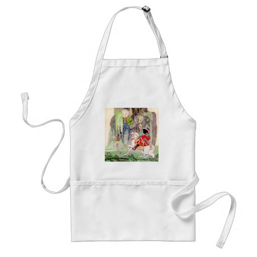 Kay Nielsen's Fairy Tale Prince Charming Aprons
