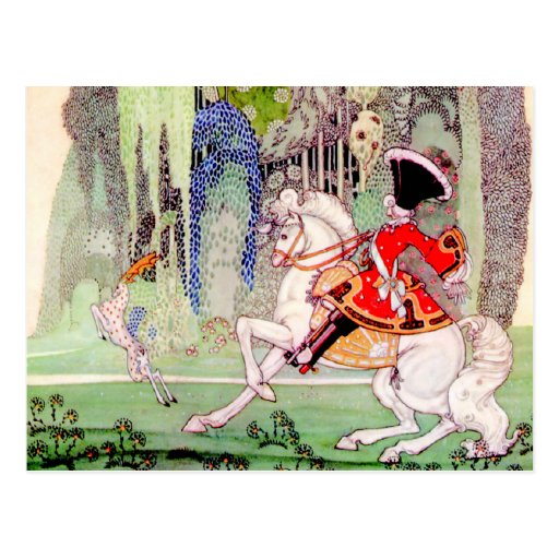 Kay Nielsen's Prince Charming from Sleeping Beauty Post ...