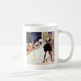 Kay Nielsen's Twelve Dancing Princesses Coffee Mug