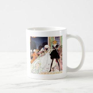 Kay Nielsen's Twelve Dancing Princesses Coffee Mug