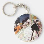 Kay Nielsen's Twelve Dancing Princesses Key Chain
