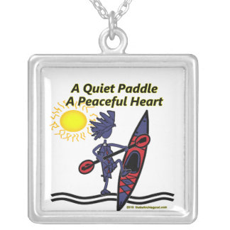 Kayak A Quiet Paddle Waves Jewelry