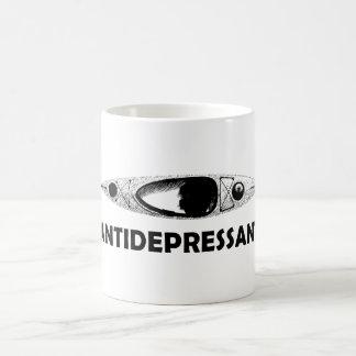 Kayak Antidepressant Coffee Mug