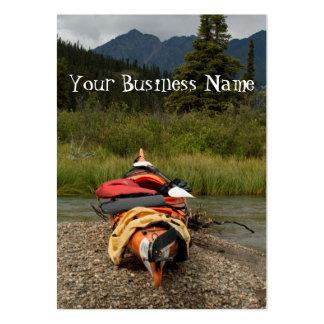 Kayak Balance Business Card Templates