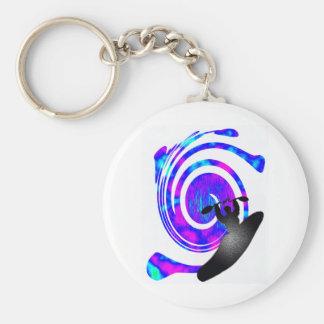 Kayak Best Memories Basic Round Button Key Ring