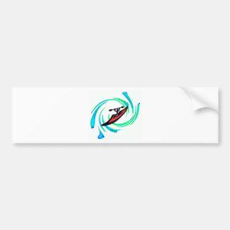 Kayak Best of Bumper Sticker