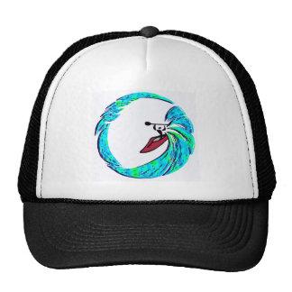Kayak big surge mesh hat