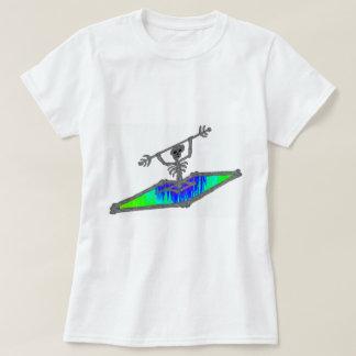 Kayak Billy Bones T-shirt