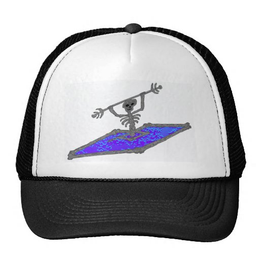 Kayak Bones Shifter` Mesh Hats