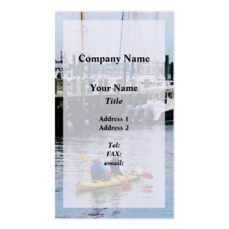 Kayak Bristol lRI Pack Of Standard Business Cards