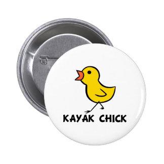 Kayak Chick Button