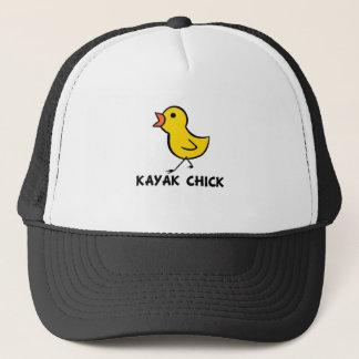 Kayak Chick Hat