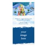 Kayak Christmas Tree - Wonders of Nature Photo Card
