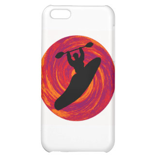 Kayak Cosmic Waters Cover For iPhone 5C