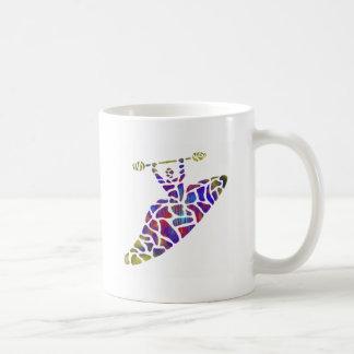 Kayak Dream Dayzzzzz Coffee Mugs