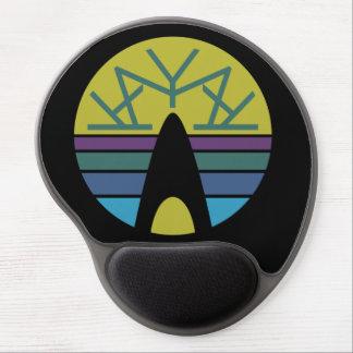 Kayak Emblem 3.0 Gel Mouse Mat