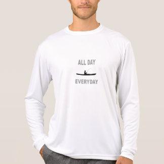 Kayak Fishing All Day Everyday T-Shirt