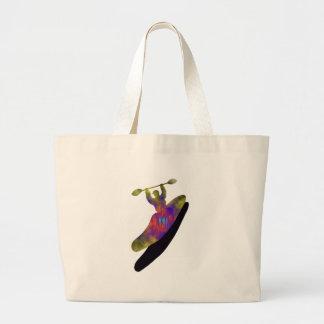 Kayak fundamental LOVE Jumbo Tote Bag