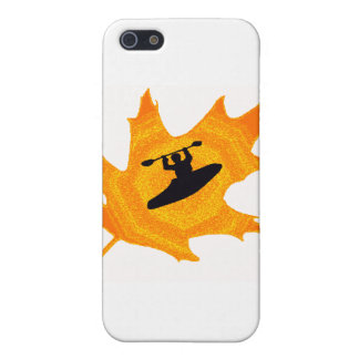 Kayak Gold Quaking Cases For iPhone 5