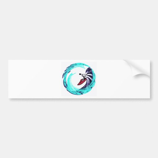 kayak grand ways bumper stickers