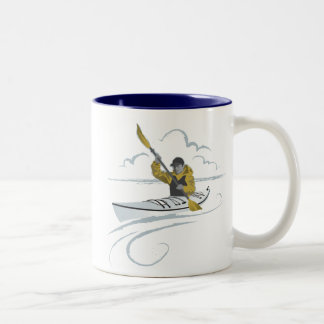 Kayak Guy Mug