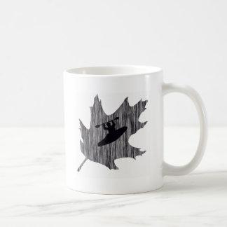 Kayak Hazy Oaks Basic White Mug