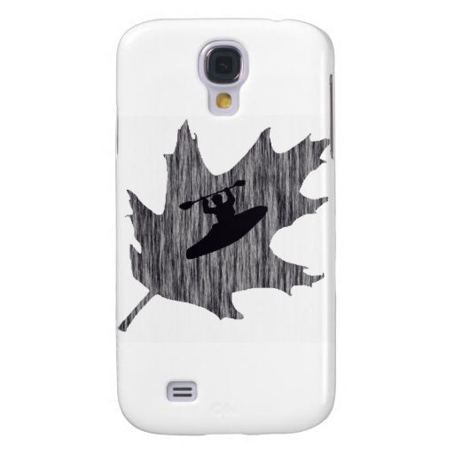 Kayak Hazy Oaks Galaxy S4 Cases
