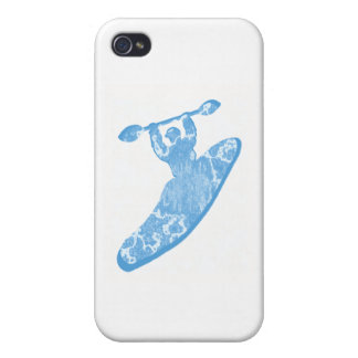 Kayak Hearts Soul iPhone 4 Case