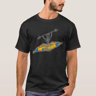Kayak Hippie Bones T-Shirt