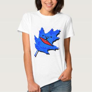 Kayak many rivers t-shirt