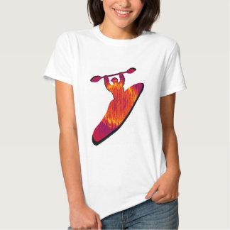 Kayak Nebulae Rising Shirt