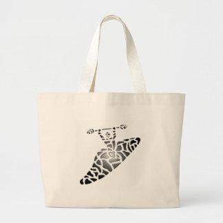 Kayak new Grid Tote Bag