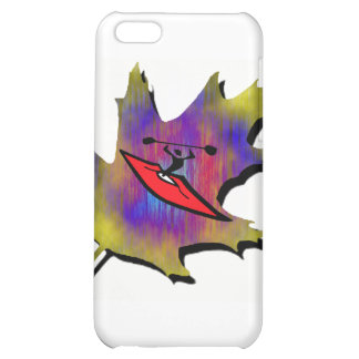 kayak new Leaf iPhone 5C Cover