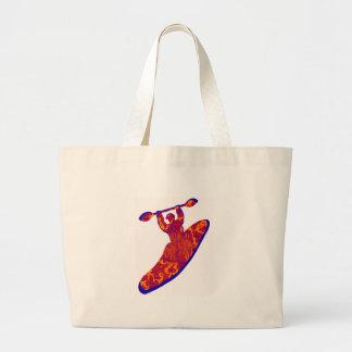 Kayak new portage jumbo tote bag