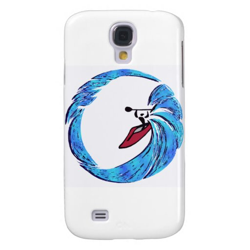 kayak Oahu dreams Galaxy S4 Cases