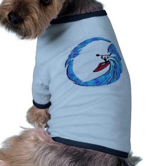 kayak Oahu dreams Doggie Tshirt