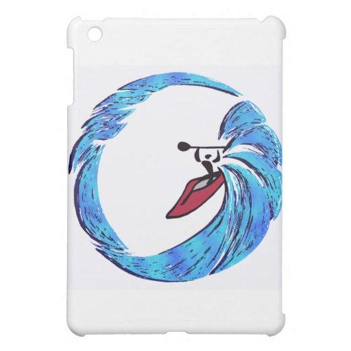 kayak Oahu dreams iPad Mini Cases