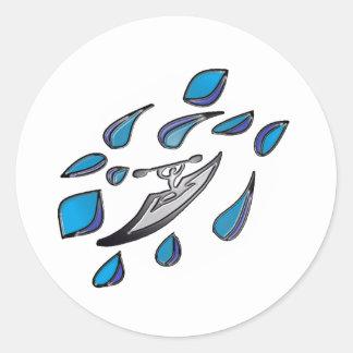 Kayak Ocoee Runs Sticker
