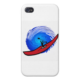 kayak open Seas Cover For iPhone 4