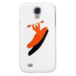 Kayak orange blaster samsung galaxy s4 cover