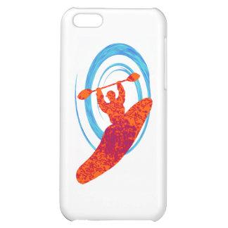 Kayak Quick Reflex iPhone 5C Cases
