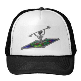 Kayak soul bones mesh hats