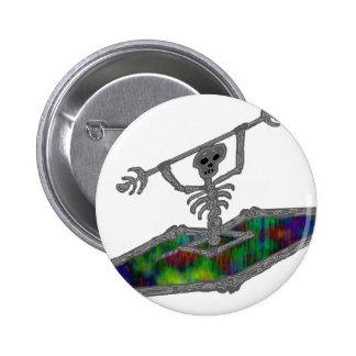 Kayak soul bones pins