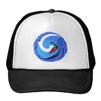 kayak soul patrol trucker hat