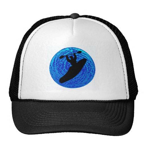 Kayak Soulful Flows Mesh Hat