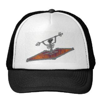 Kayak Steel Bones Trucker Hat