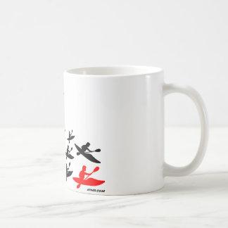 Kayak Swarm Coffee Mug